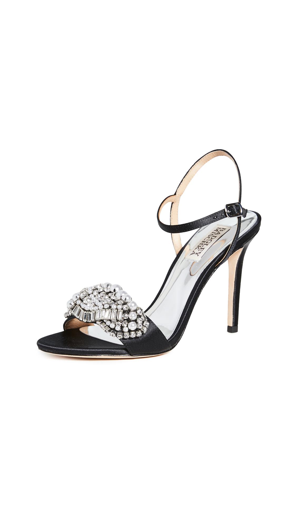 Buy Badgley Mischka online - photo of Badgley Mischka Odelia Strappy Sandals