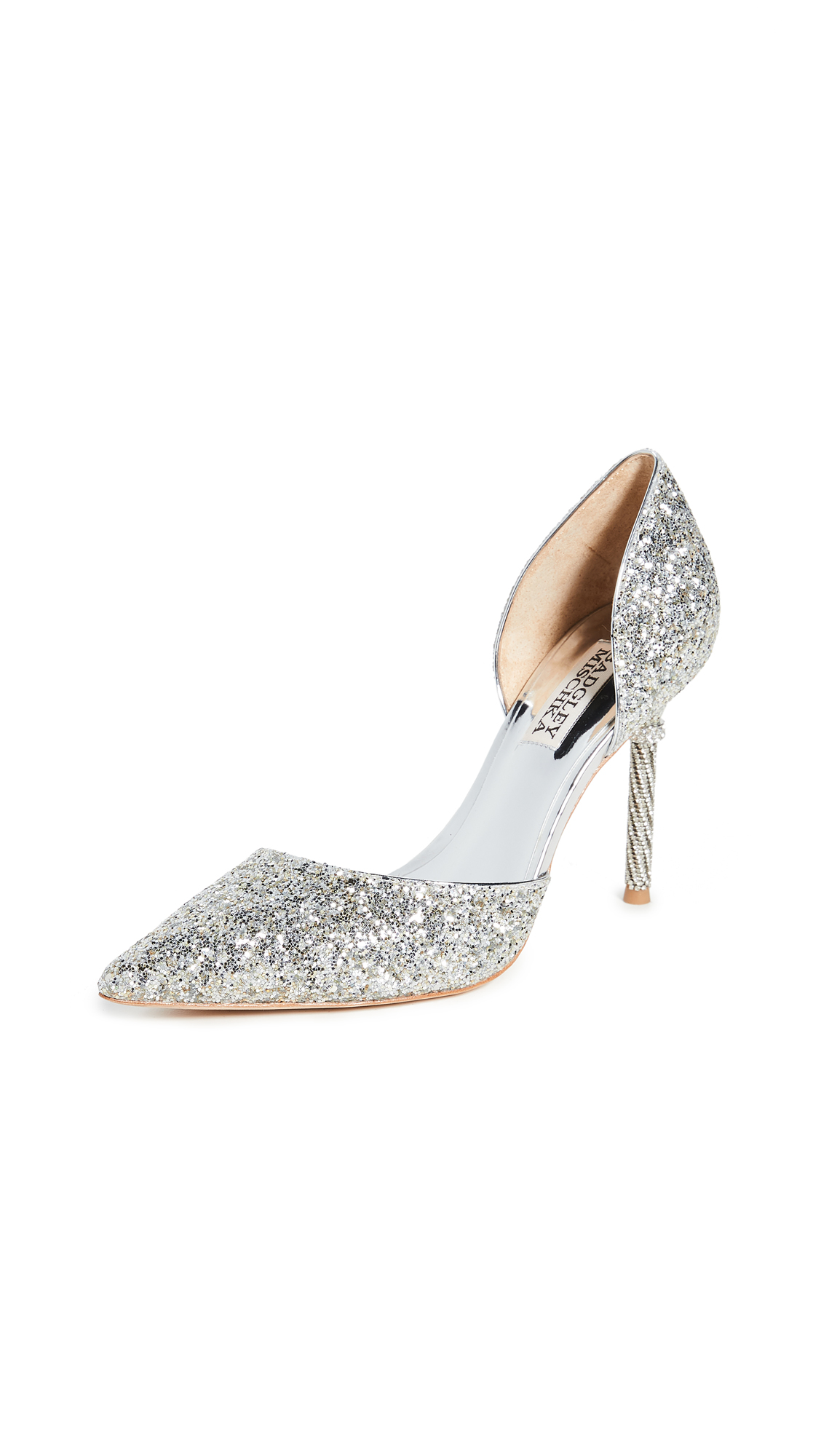 Badgley Mischka Ozara Pumps