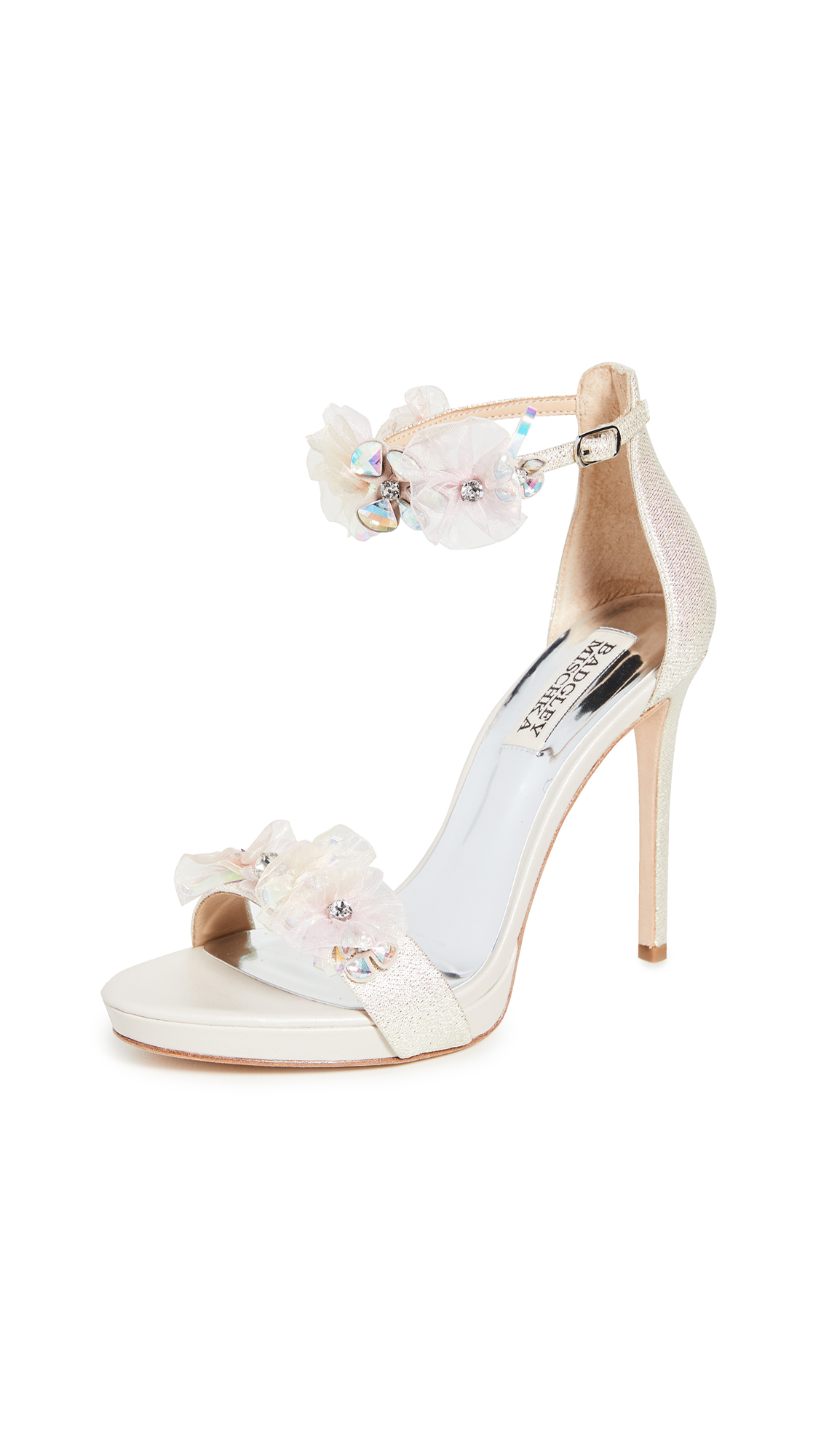 Badgley Mischka Cardi Sandals - 40% Off Sale
