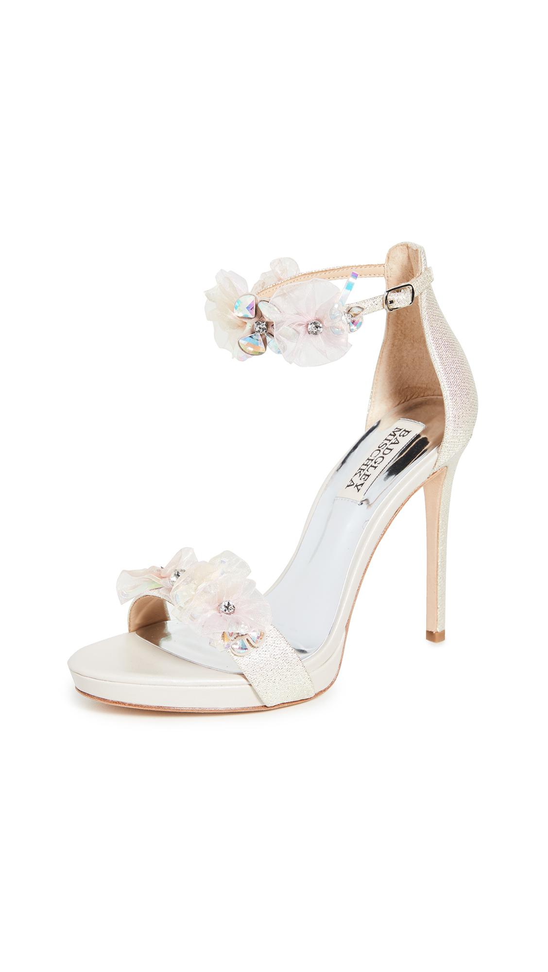 Buy Badgley Mischka online - photo of Badgley Mischka Cardi Sandals