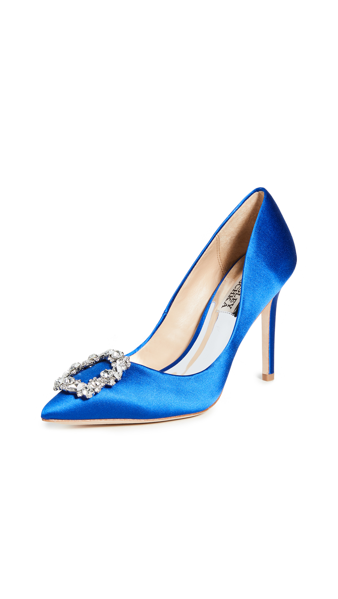 Buy Badgley Mischka online - photo of Badgley Mischka Cher Pumps
