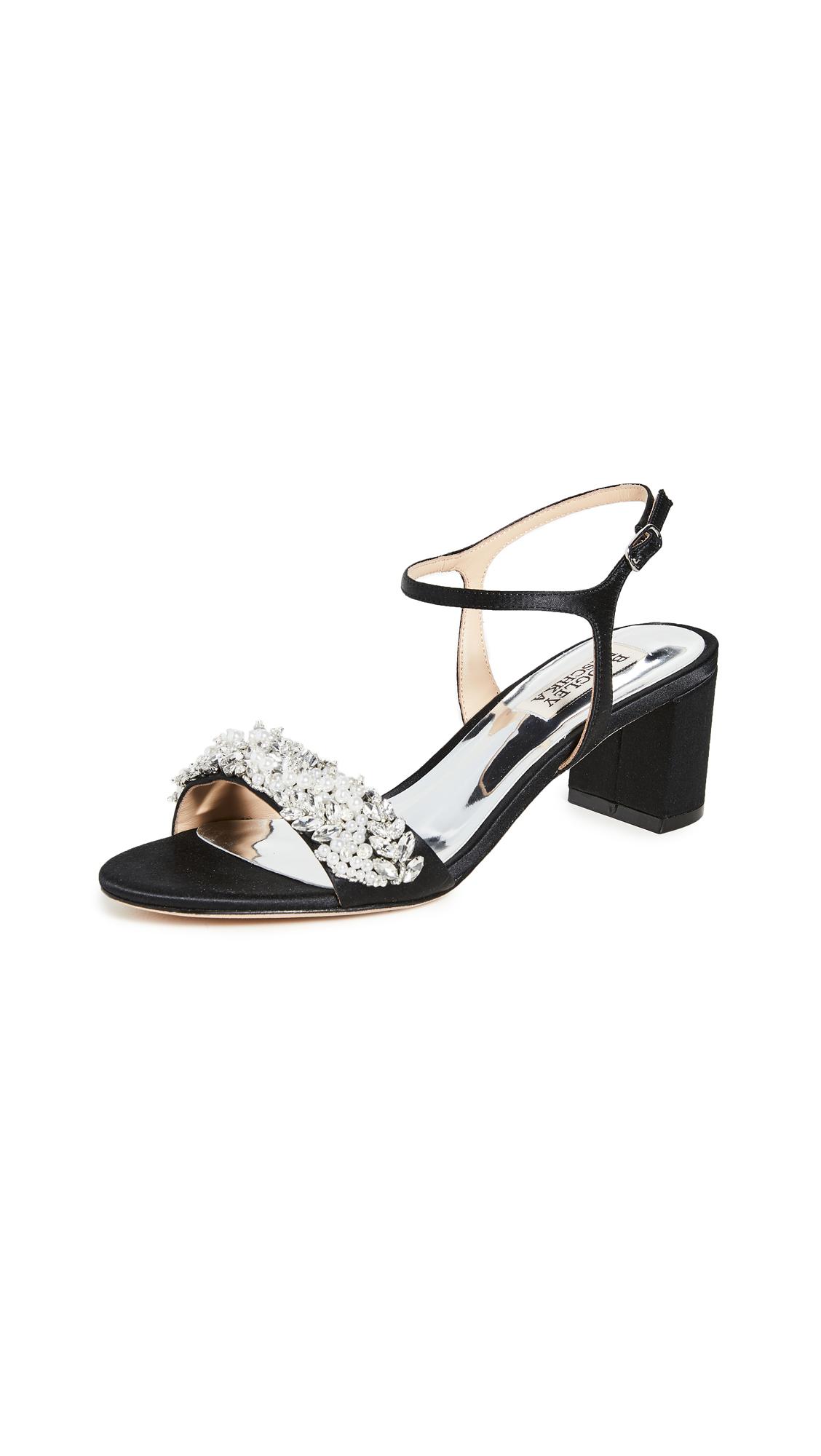 Buy Badgley Mischka online - photo of Badgley Mischka Clair Sandals