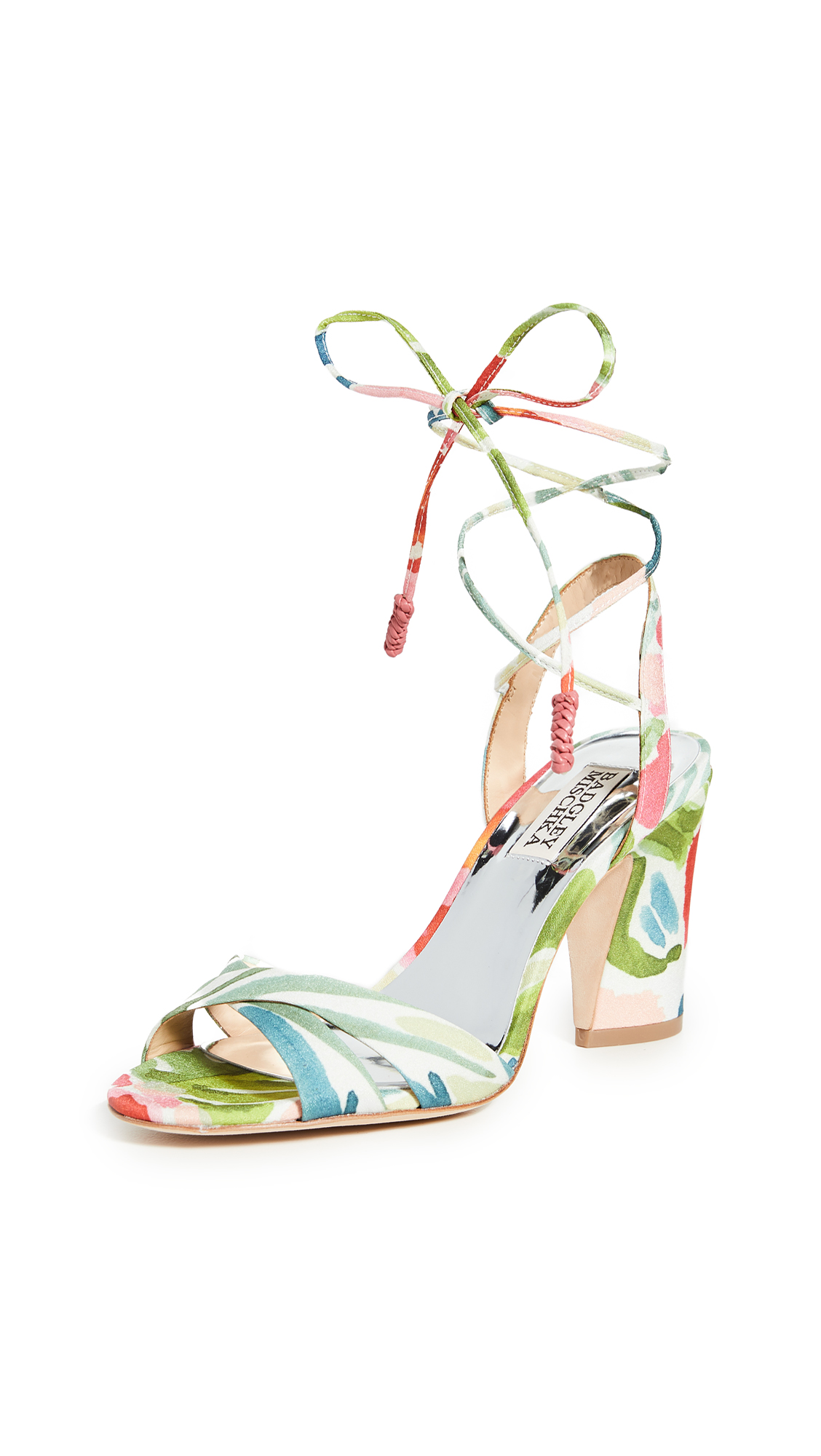 Badgley Mischka Journey Sandals - 50% Off Sale