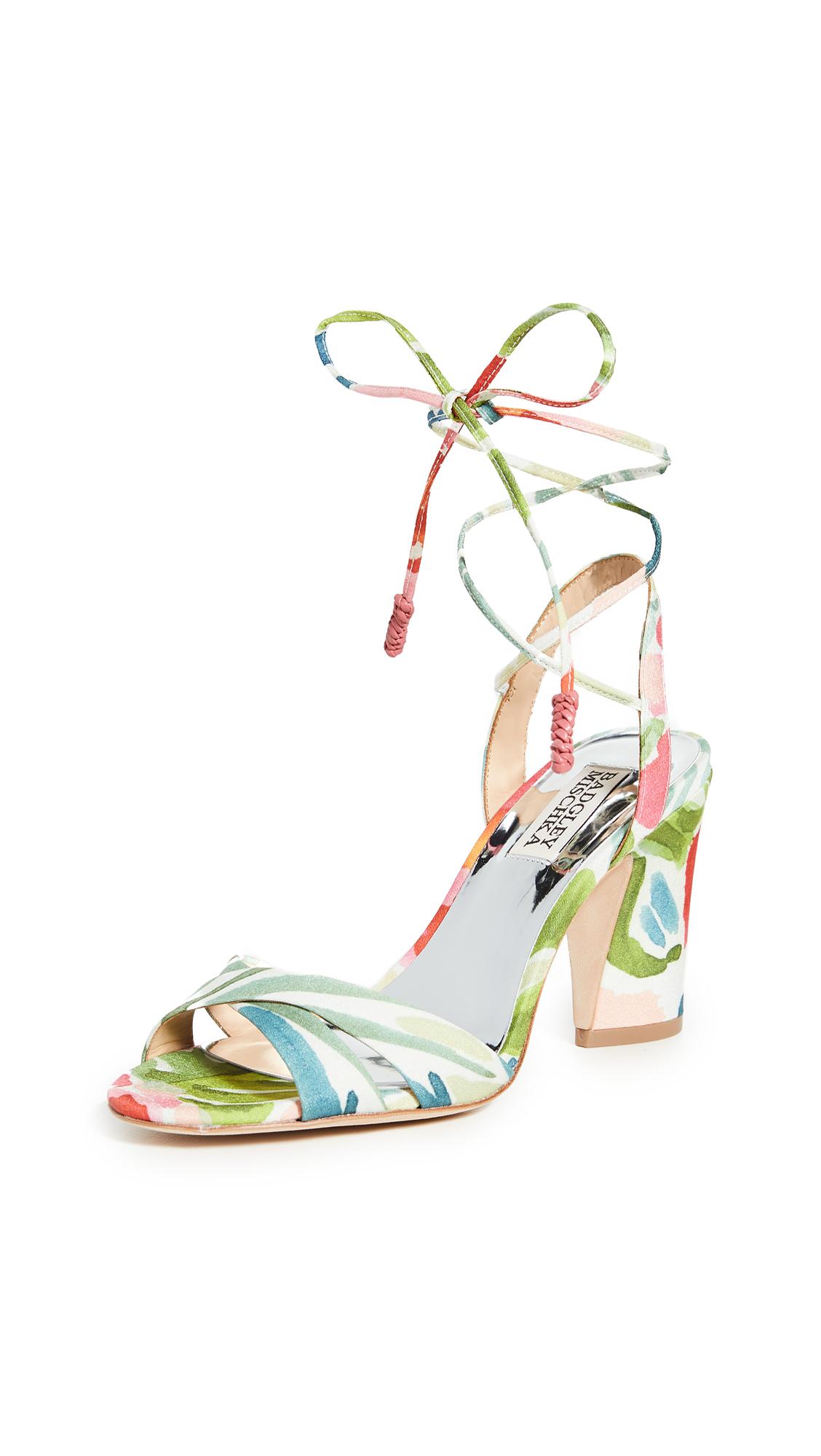 Buy Badgley Mischka Journey Sandals online, shop Badgley Mischka