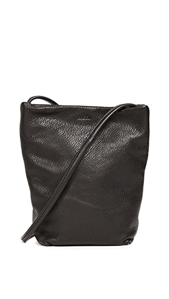 BAGGU Cross Body Bag In Black