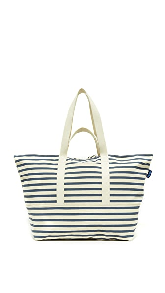 BAGGU Weekend Bag - Sailor Stripe