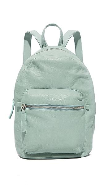 Baggu Leather Backpack - Sea Glass at Shopbop
