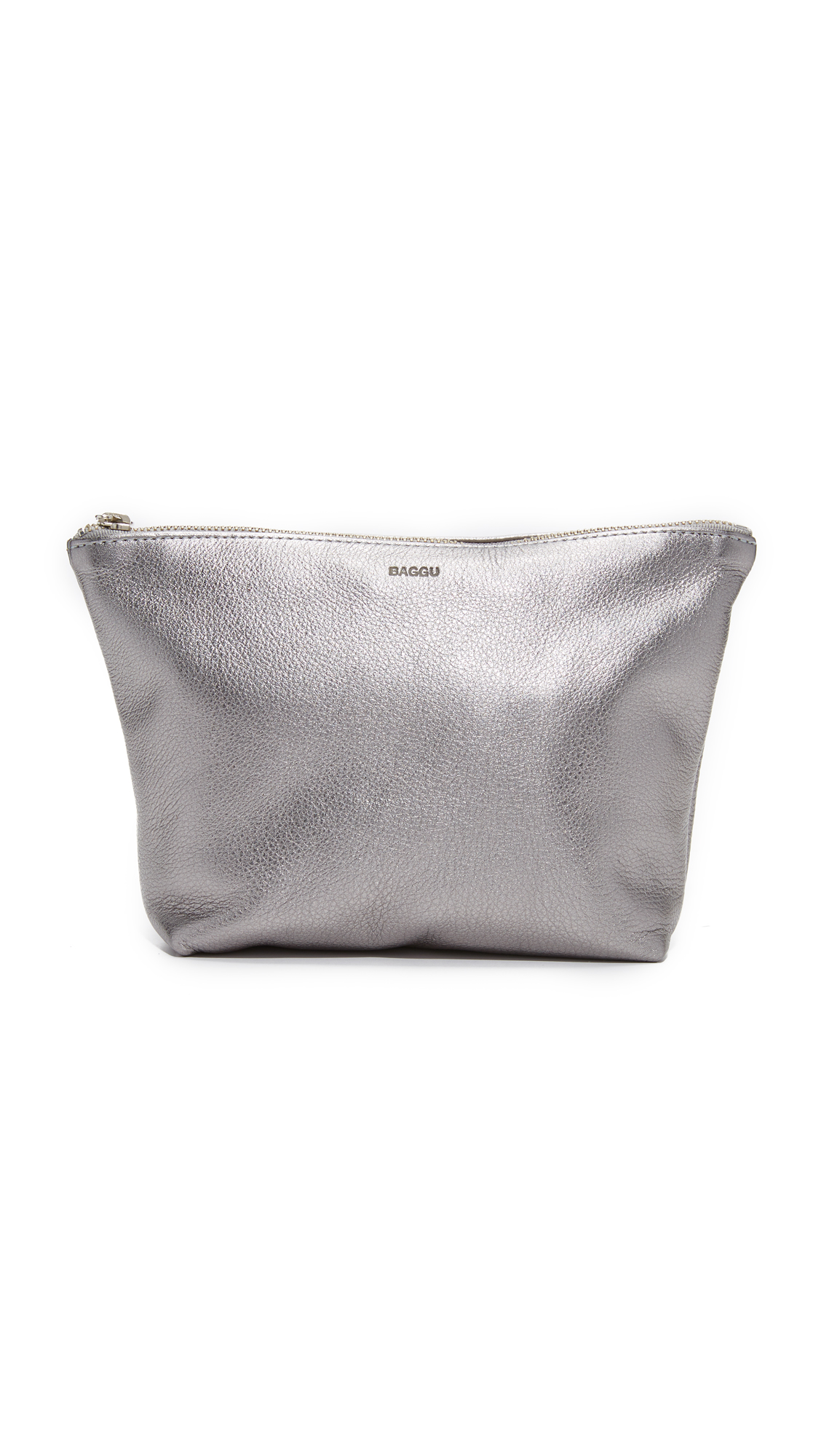 baggu female baggu medium stash pouch mineral