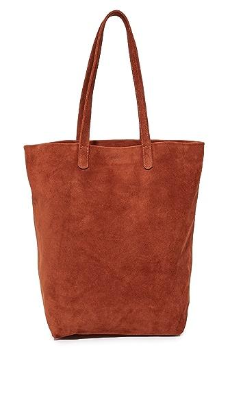 BAGGU Basic Tote - Rust
