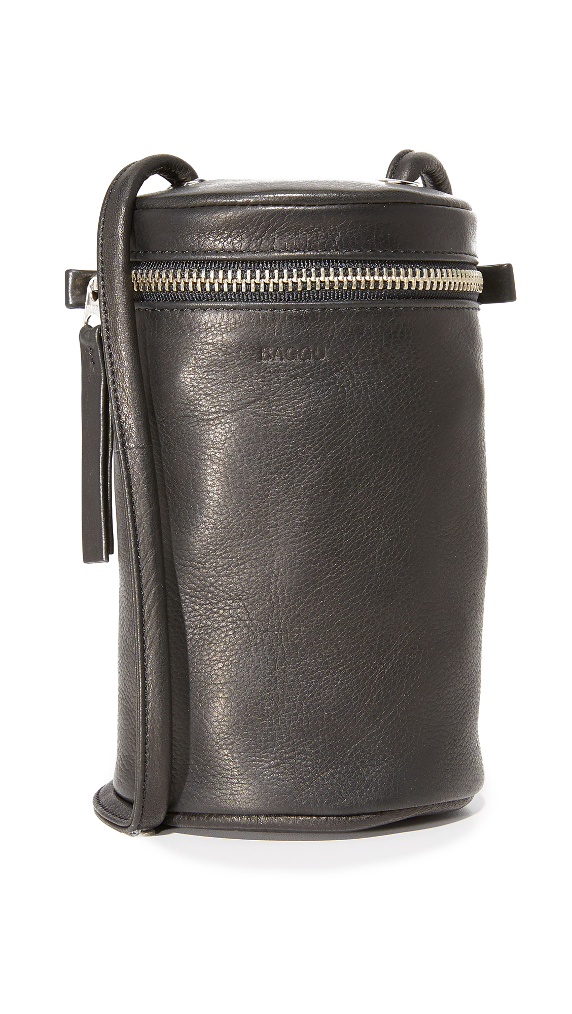 BAGGU Lens Cross Body Bag - Black