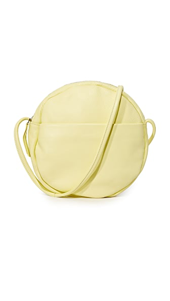 BAGGU Circle Purse - Soft Yellow