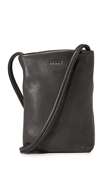 BAGGU Phone Sling Bag - Black