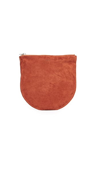 BAGGU Large U Pouch - Rust
