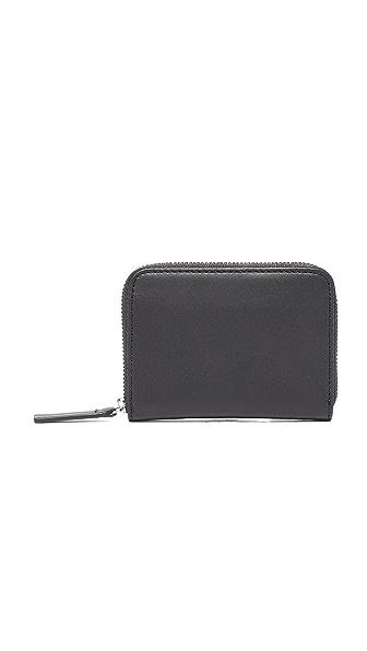 BAGGU Short Wallet - Black