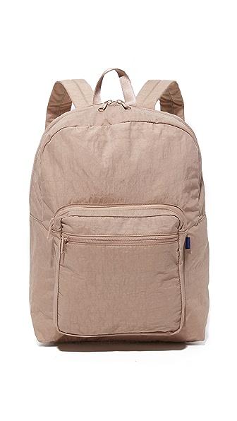 BAGGU School Backpack - Fawn
