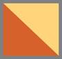 Orange Tree/Yellow Disco Dot