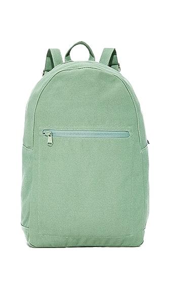 BAGGU Zip Backpack - Olive
