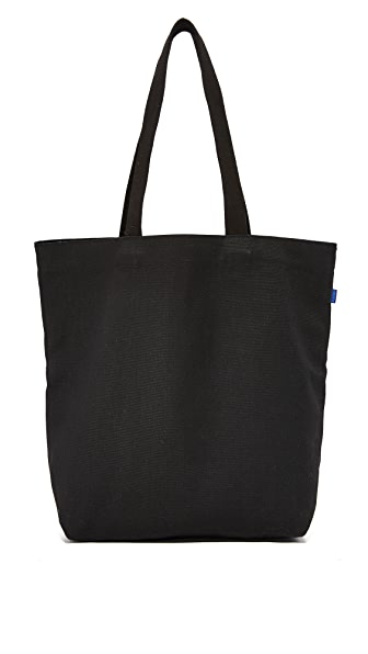BAGGU Canvas Shopper Tote - Black