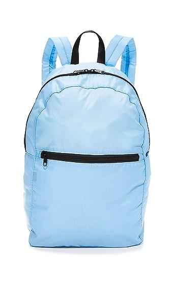 BAGGU Ripstop Backpack - Powder Blue