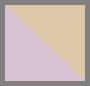 Taupe/ Lavender