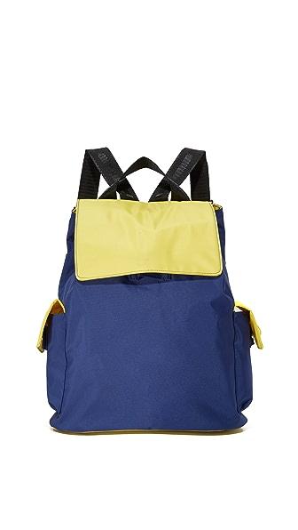 Bag Studio Backpack - Navy/Yellow at Shopbop