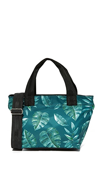 Studio 33 Small Tote - Summer Leaves