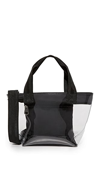 Studio 33 Small Tote - Clear/Black
