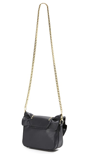 Studio 33 Damn Gina Ruffle Cross Body Bag