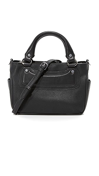Studio 33 Mini Satchel - Black