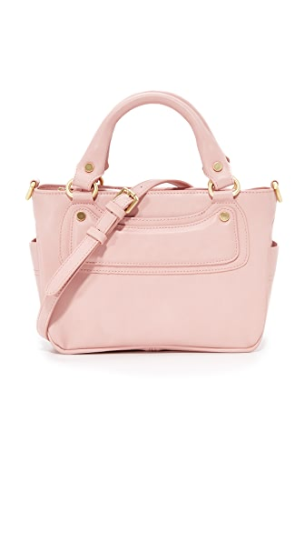 Studio 33 Mini Satchel - Powder Pink