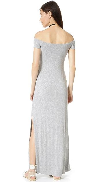 Bailey44 Hydra Off Shoulder Dress