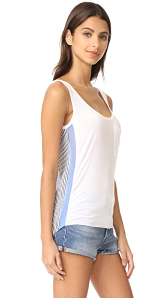 Bailey44 Sprint Tank - White