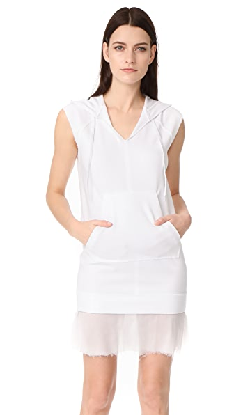 Bailey44 Cool Down Dress In White