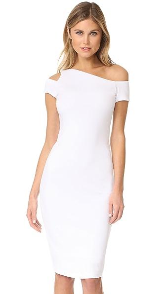 Bailey44 Caribbean Dress - White