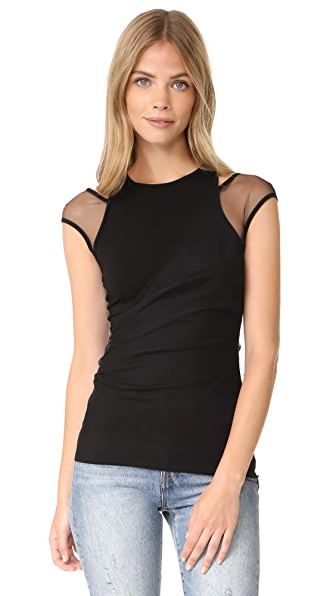 Bailey44 Tendu Top - Black