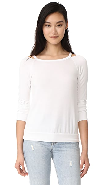 Bailey44 Bellamar Sweatshirt - Chalk