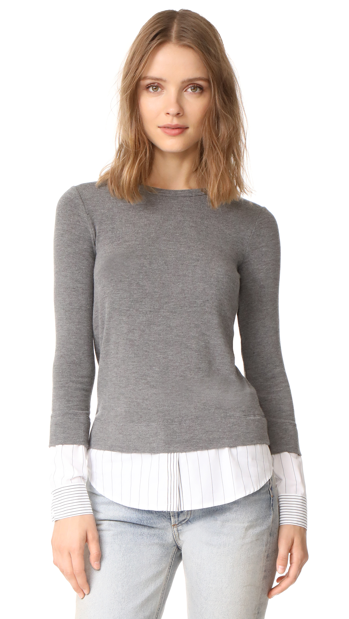 Bailey44 Elizabeth III Sweater - Marengo
