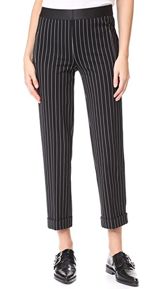 Bailey44 Crown Prince Pants In Black