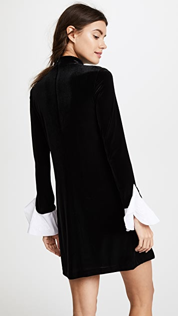 Bailey44 Dark Side Dress