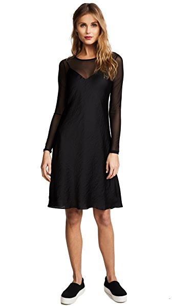Bailey44 Body Double Dress In Black
