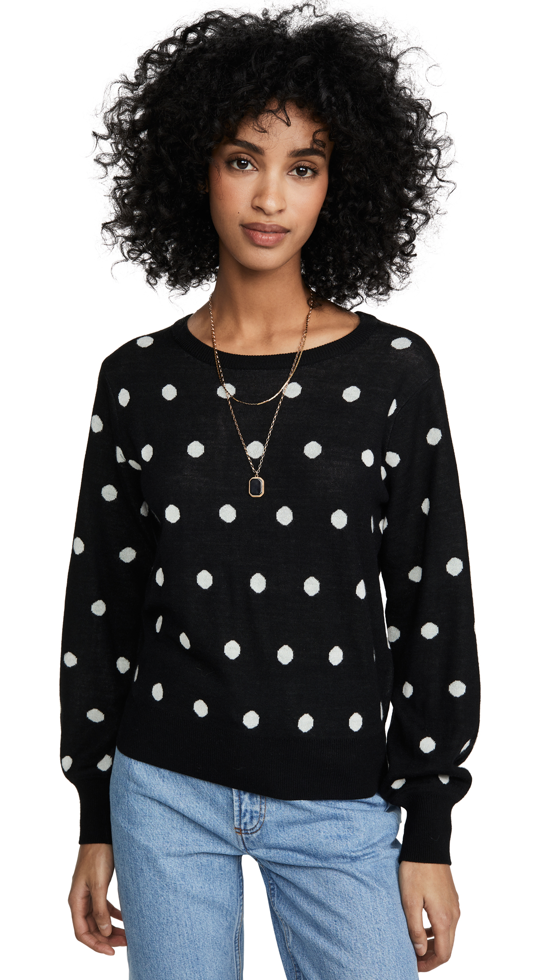 Buy Bailey44 online - photo of Bailey44 Addie Polka Dot Sweater