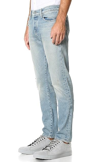 Baldwin Denim The 76 Skinny Jeans