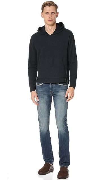 Baldwin Denim Henley Slim Leg Jeans