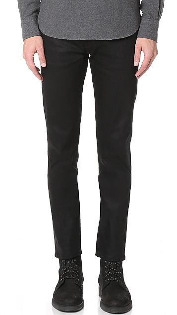 Baldwin Denim The 76 Slim Selvedge Jeans
