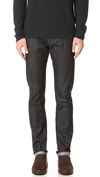 Baldwin Denim The Henley Slim Selvedge Jeans