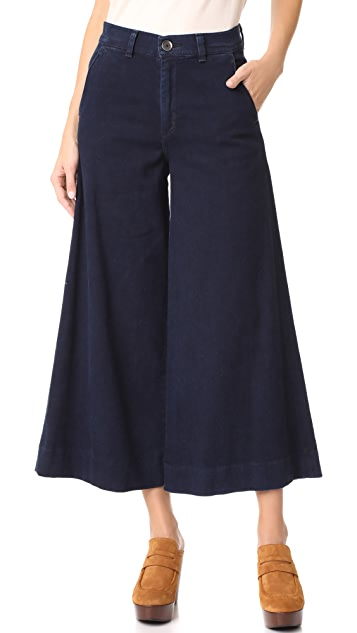Baldwin Denim Harper Wide Leg Trouser Jeans