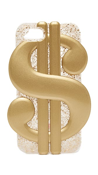 ban.do Cash Money iPhone 7 Case - Gold/White