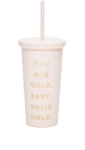 ban.do You Are Gold Tumbler - Multi