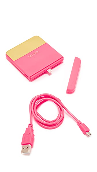 ban. do Back Me Up Mobile Charger
