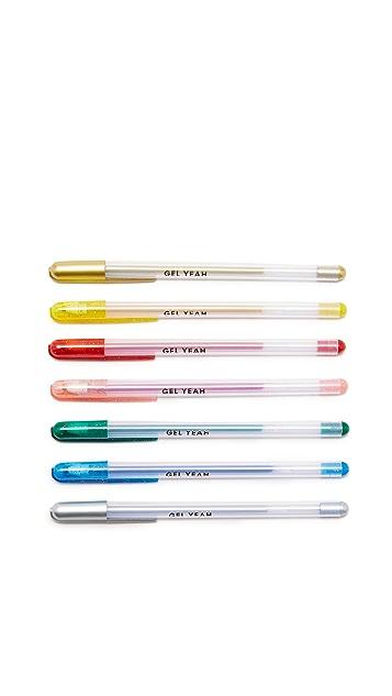 ban.do Gel Yeah Gel Pen Set